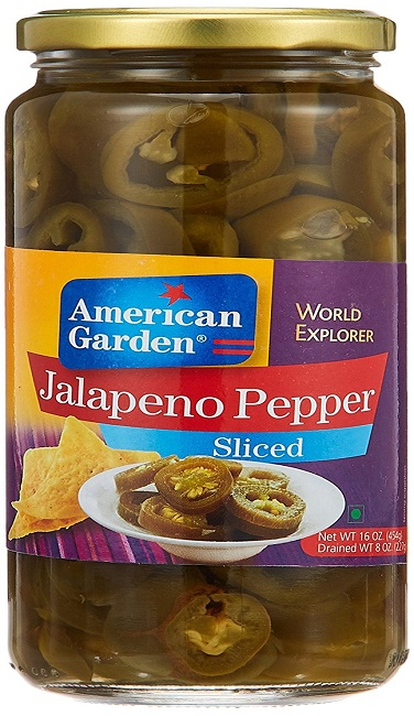 A/G Jalapeno Pepper 453g Sliced