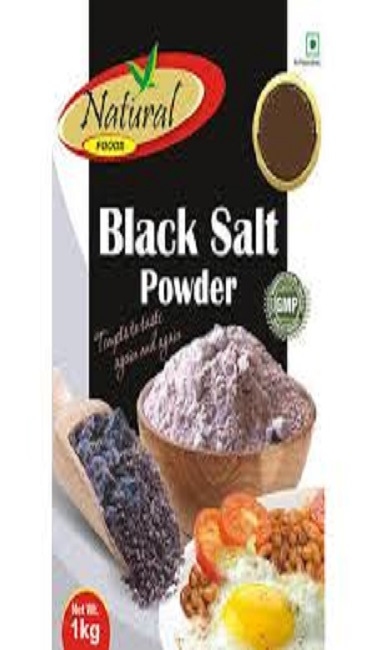 B/F Black Salt 200 grams