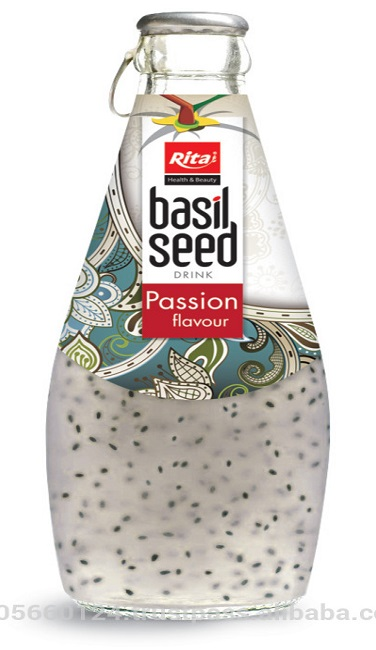 A/H Seed Drink 290ml Straw
