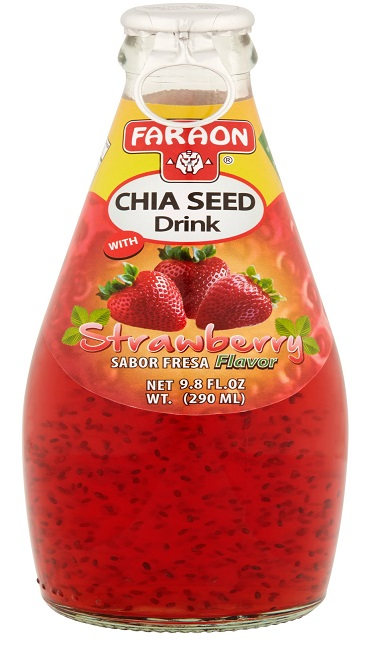 A/H Strawberry 290ml Drink
