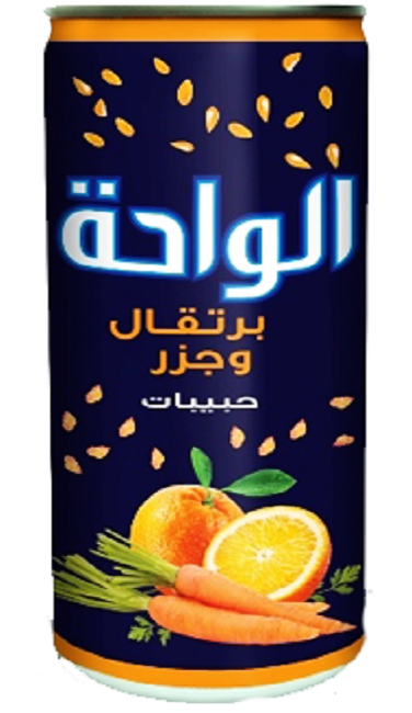 Al Waha Can 240ml Mango