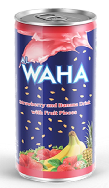 Al Waha Mixed Fruit 240ml Drink