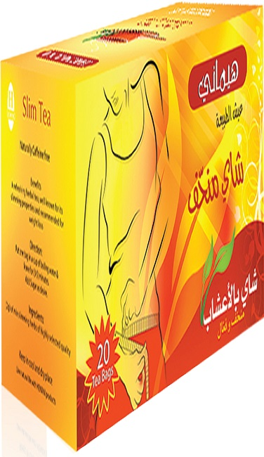 Hemani Herbal Slim Tea 40G