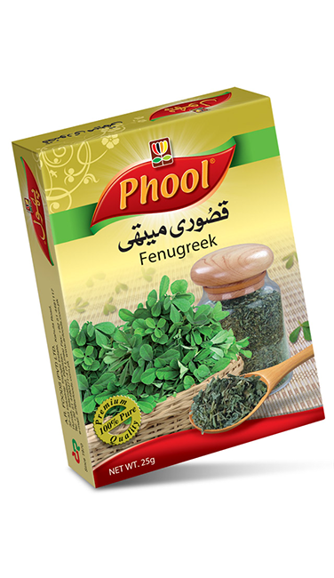 Phool 25 grams Fenugreek