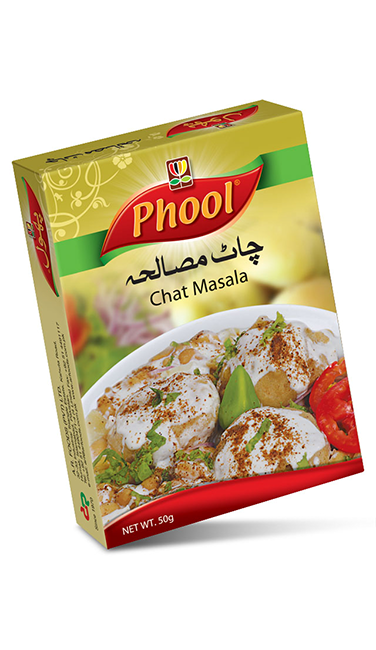 Phool 50g Chat masala