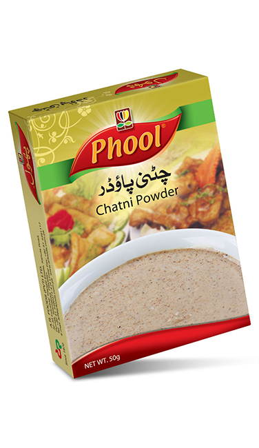 Phool 50g Chatni Powder