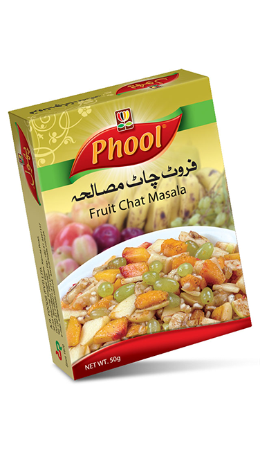 Phool 50 grams Fruit Chat