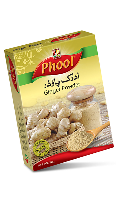 Phool 50g Ginger Powder