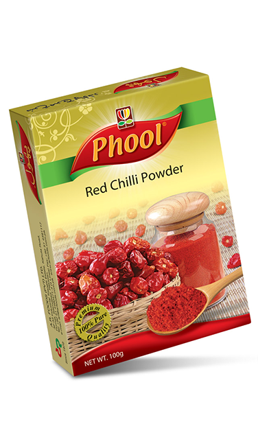 Phool 50g Red Chili Powder