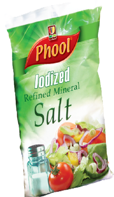 Phool 800 grams Table Salt