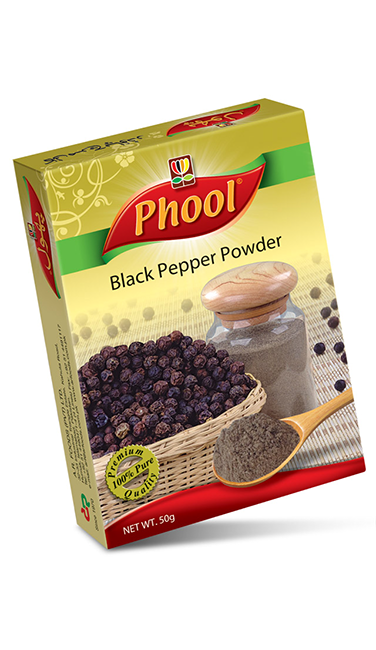 Phool Black Pepper Powder 25g