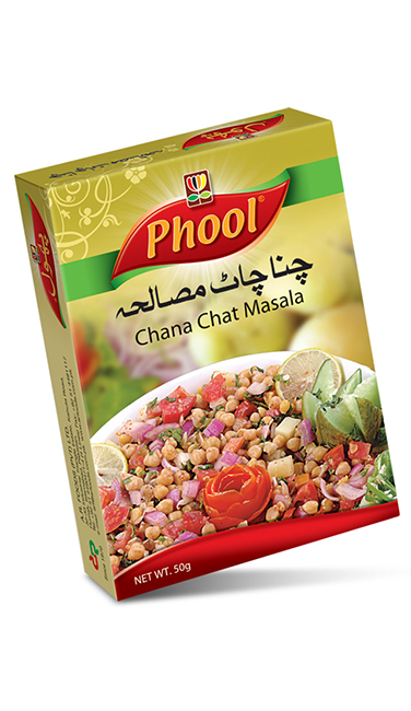 Phool Chana Chat Masala 50g