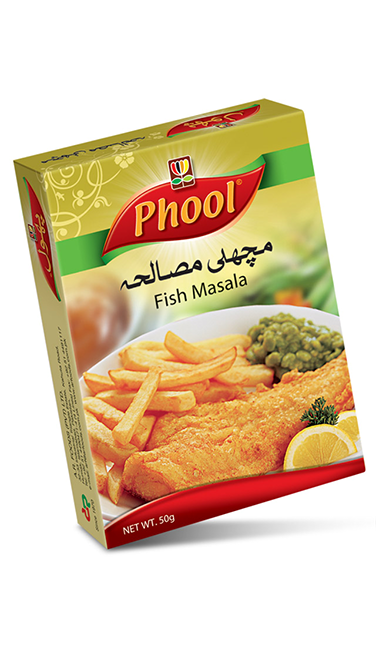 phool fish masala 50 grams